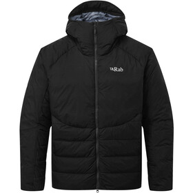 Rab Infinity Light Jas Heren, black